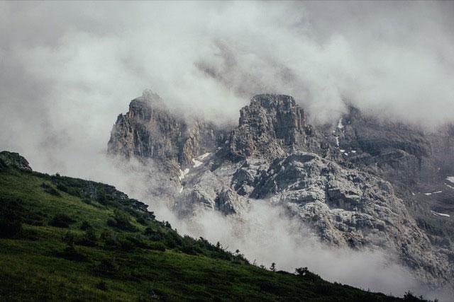 Les Dents du Midi Switzerland