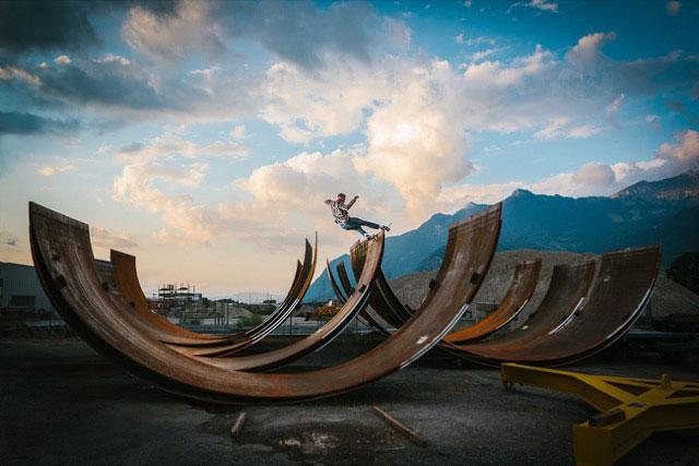 Patrick Wider Skateboarding